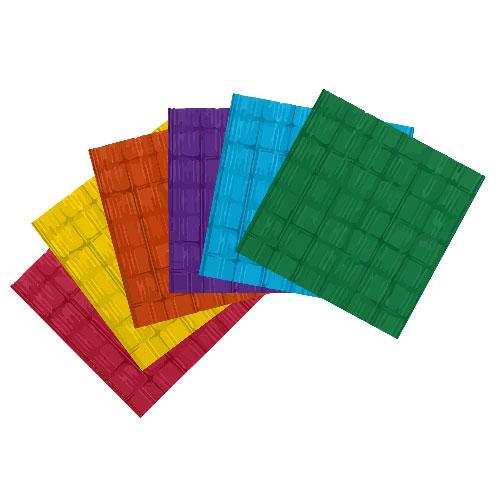 skysticker Produkt: Textilien in verschiedenen Farben